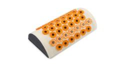 Coussin cervical (tapis de fleurs acupression)