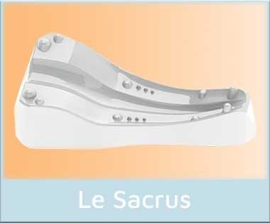 Le sacrus : remède au mal de dos